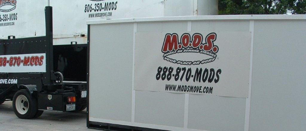 Portable Storage Fort Worth Dallas Amarillo and Oklahoma City