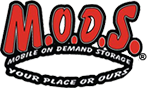 Mods Moving & Storage Logo