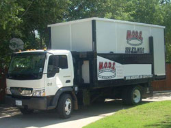 Mods Mobile on Demand Storage in Dallas for moving to another city pack it up and let us do the driving. Or just use it for storage