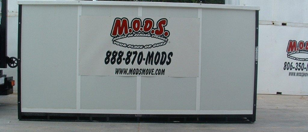 Mods Container