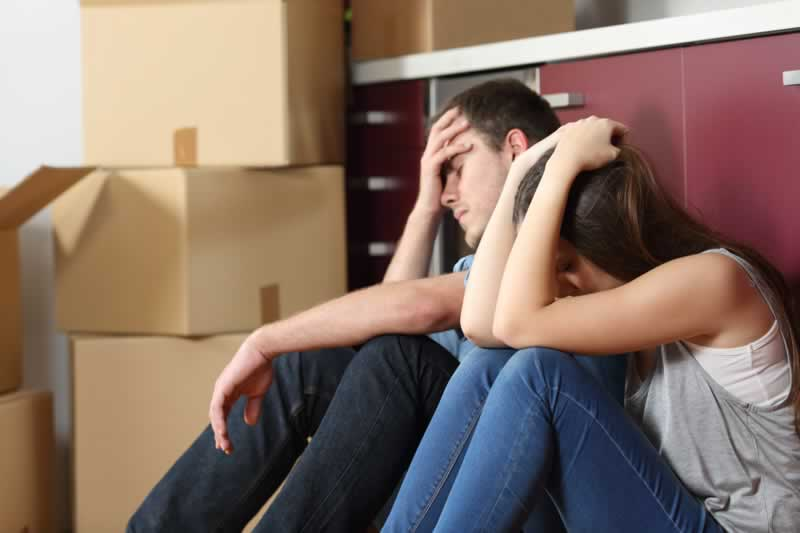 Tips for Dealing with Moving Stress, Part 1